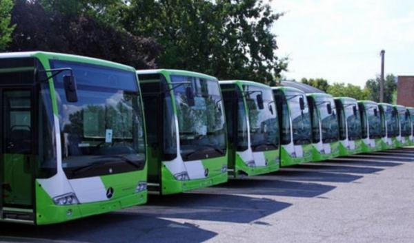 Автобусный парк Ташкента пополнят 110 машин местного производства за счет средств пенсионной накопительной системы