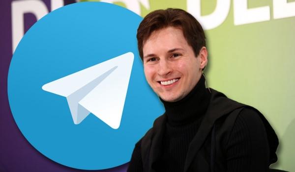 Павел Дуров - человек зашифрованных сообщений