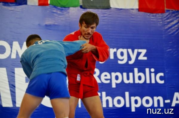 Всемирные игры кочевников: узбекистанцы завоевали две золотые и две серебряные медали по самбо (фото)