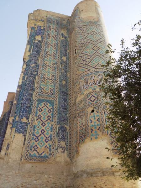 Шахрисабз, входящий в список исторических городов Всемирного наследия ЮНЕСКО, достоин внимания туристов