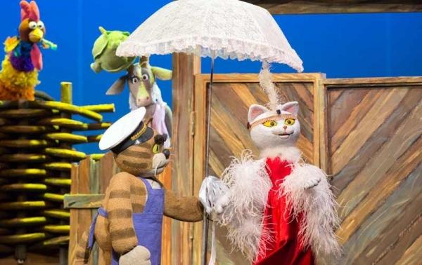 Московский Театр кукол имени Образцова покажет в Ташкенте спектакль, занесенный в книгу рекордов Гиннеса