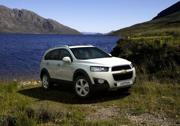 «Captiva» уходит в историю: GM Uzbekistan снимает с производства одну из самых дорогостоящих моделей