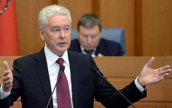 Москвичи поддержали Собянина на выборах