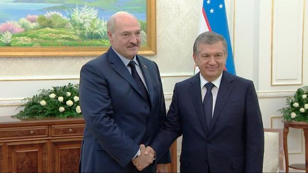 Александр Лукашенконинг Ўзбекистонга расмий ташрифи дастури маълум қилинди
