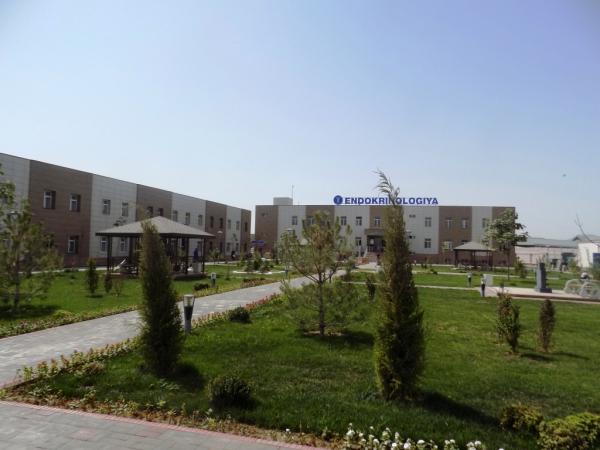 В Кашкадарьинской области готовится к открытию крупный медицинский комплекс