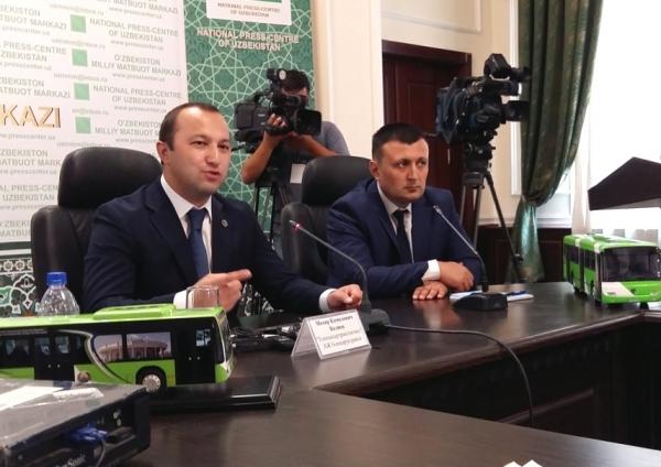 Жарко не будет: к следующему лету в Ташкенте появятся автобусы с кондиционерами