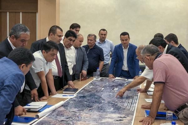 Первая в стране платная автодорога соединит Ташкент и Самарканд