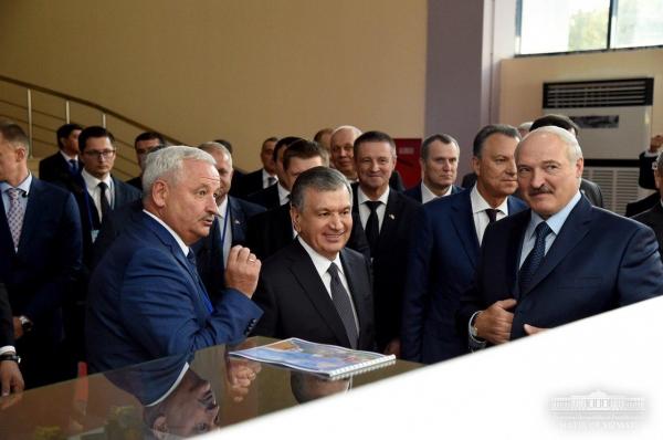 Шавкат Мирзиёев: первый за последние 24 года исторический визит Президента Беларуси прошел всесторонне плодотворно (фото)