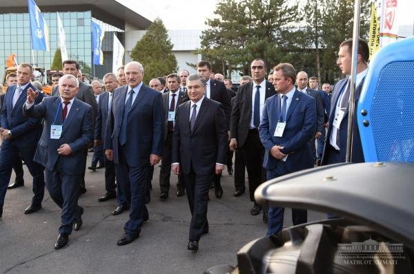 На базе Ташкентского завода сельхозтехники создано совместное предприятие «Амкодор-Агротехмаш»