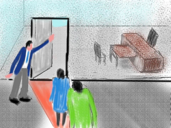 Фрагмент черновика сценария мультипликационного фильма «Слуга Народа», который точно не примут в производство на Узбекфильме
