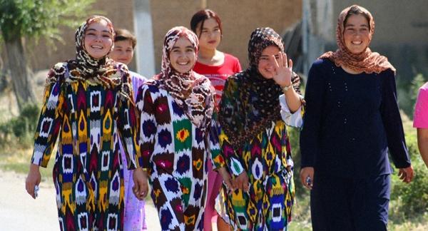 Узбекистан попал в список стран, в которых люди настроены наиболее позитивно