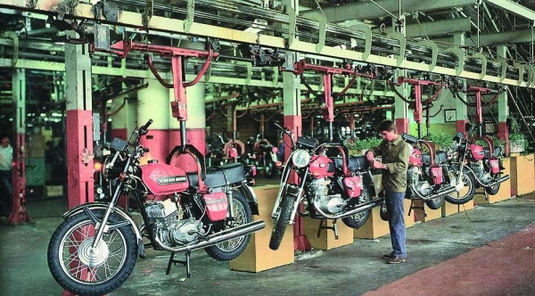 «Узавтосаноат» откроет в Наманганской области завод по сборке мотоциклов