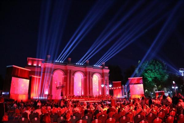 От Чайковского до Джексона: музыкальный Open Air прошел в Ташкенте в абсолютно новом формате