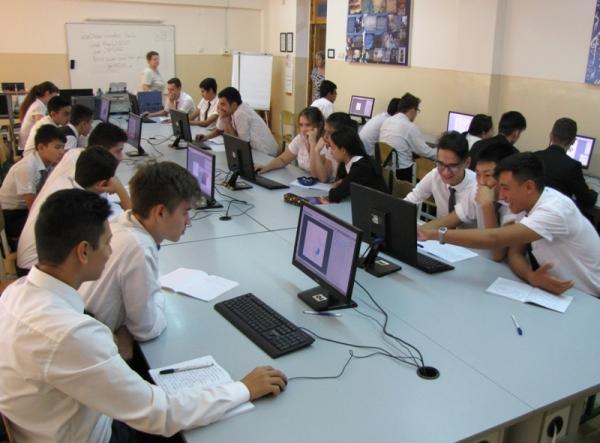 В ташкентском колледже открываются узбекско-корейские факультеты