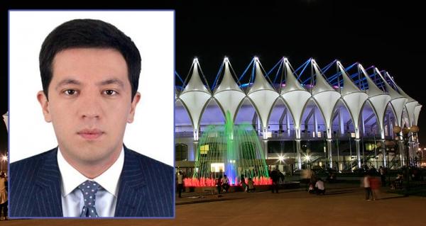Новым директором стадиона «Миллий» стал Козим Уринбойходжаев