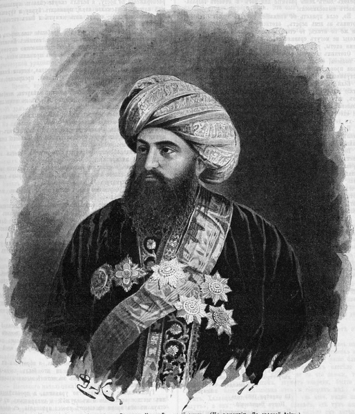 Крымская любовь эмира