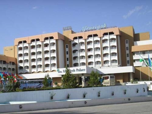 Сингапурская компания выкупит гостиницу «Афросиаб Палас» в Самарканде
