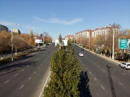В связи с марафоном в Ташкенте завтра перекроют несколько улиц (список)