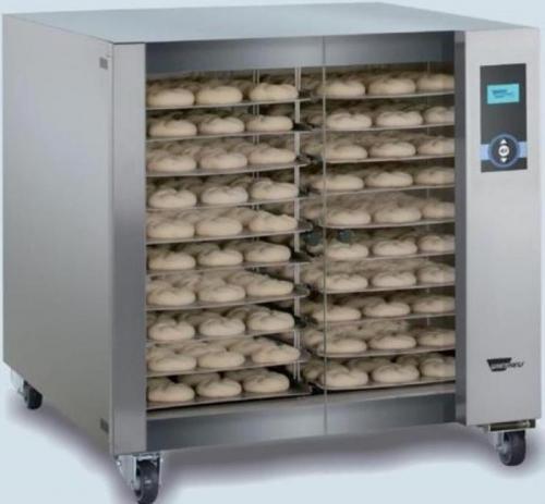 Приготовление выпечки с использованием расстоечного шкафа