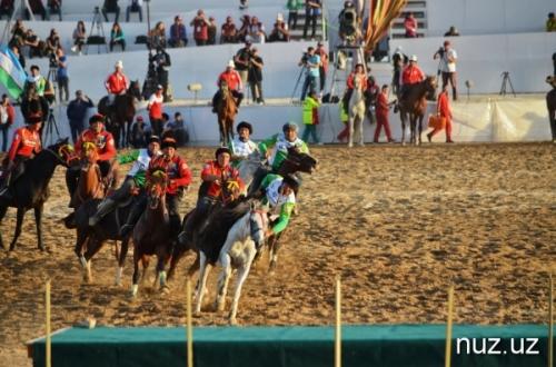 Впервые чемпионат мира по улак-купкари пройдет в Узбекистане