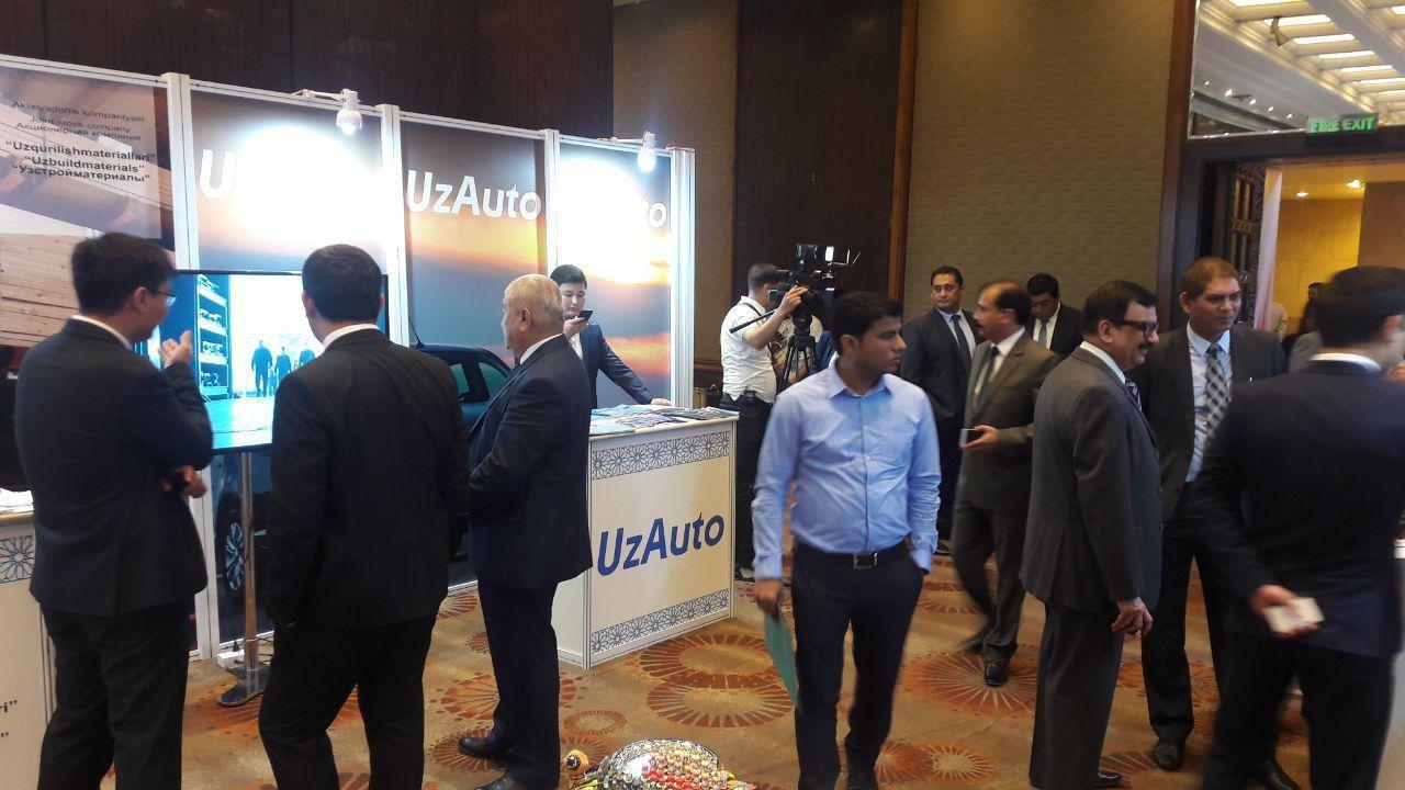 В Нью-Дели состоялся Узбекско-Индийский бизнес-форум и прошла выставка «Сделано в Узбекистане»