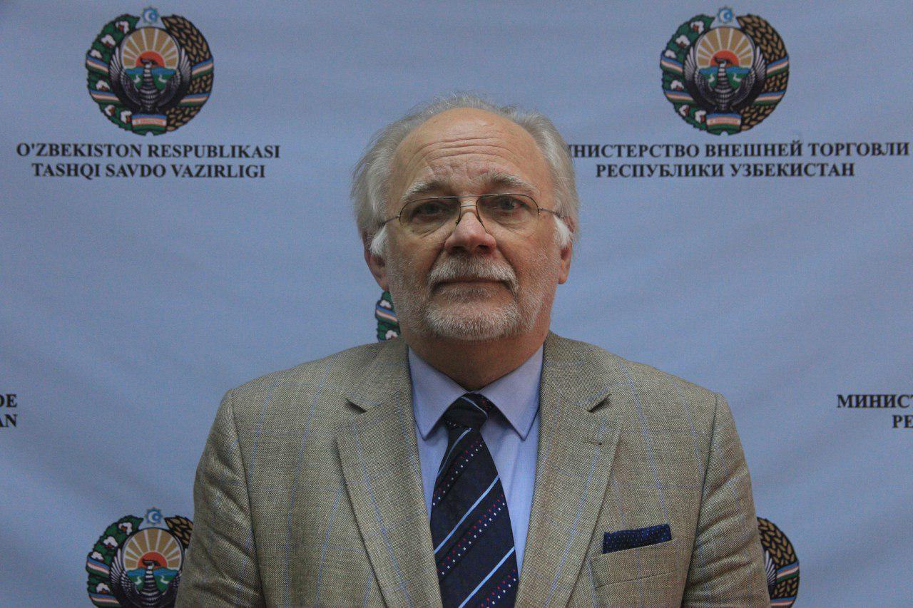 Вступлению Узбекистана в ВТО поможет зарубежный советник министра внешней торговли Йован Йекич
