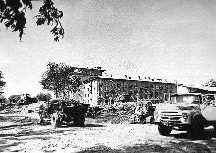 От караван-сараев древности до престижного отеля современности: гостинице «Ташкент» - 60 лет