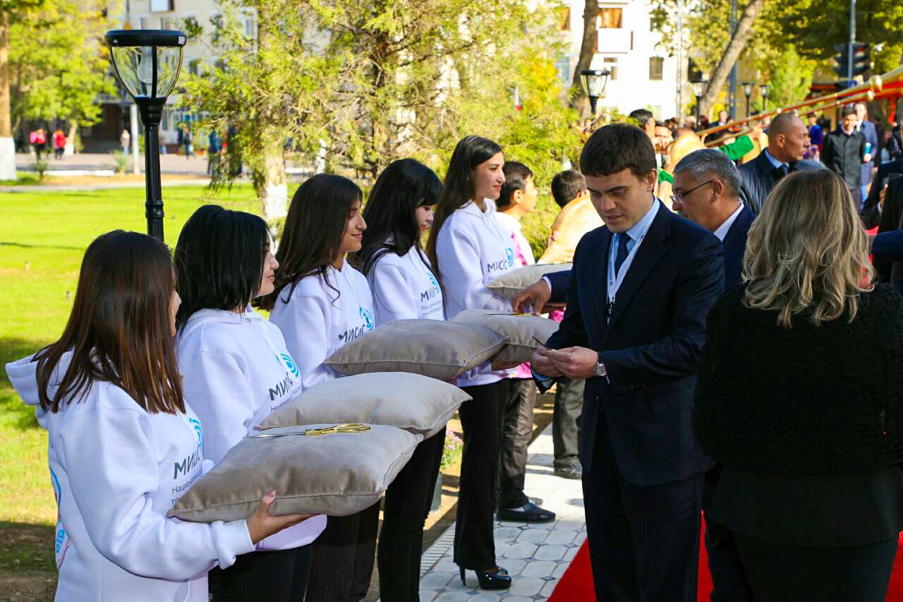 В Алмалыке состоялось торжественное открытие филиала НИТУ «МИСиС» (фото)