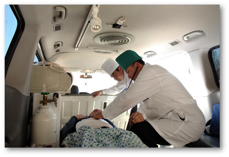 Всемирный банк поможет улучшить систему экстренной  медицинской помощи в Узбекистане