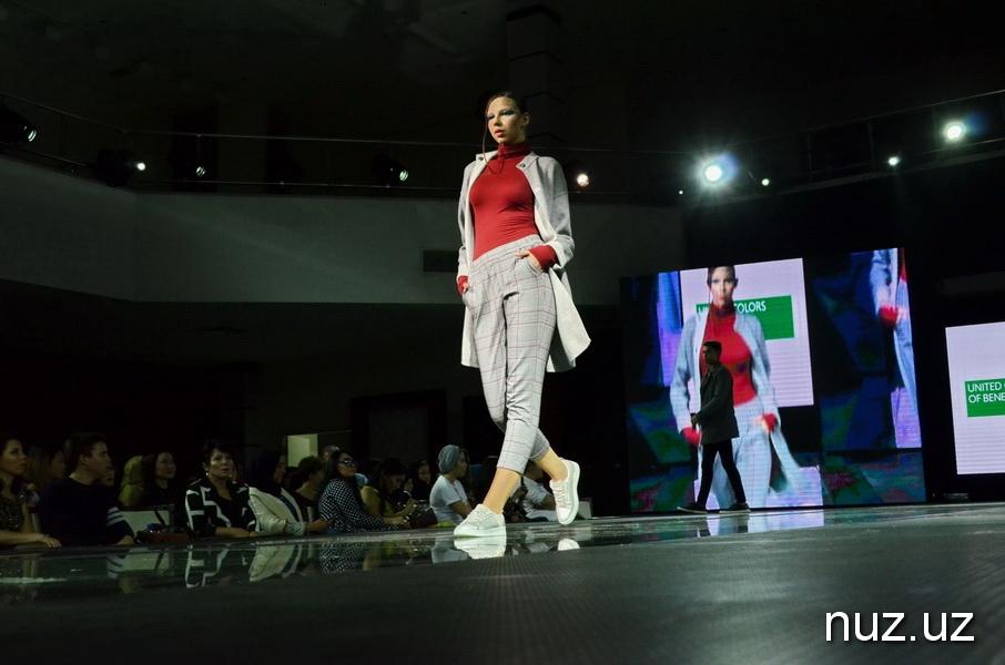 Тренд в дизайнерских коллекциях THE FASHION SHOW LINE 2018 – животные принты
