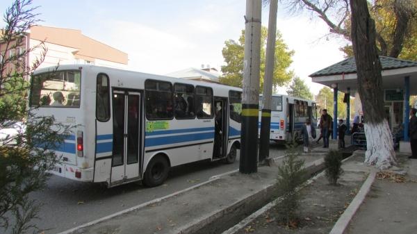 Проблемы пассажирского транспорта Самарканда: откуда ноги растут?