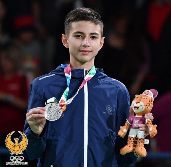 Юношеская Олимпиада в Буэнос-Айресе: «серебро» в состязаниях по таэквондо, «бронза» - по дзюдо