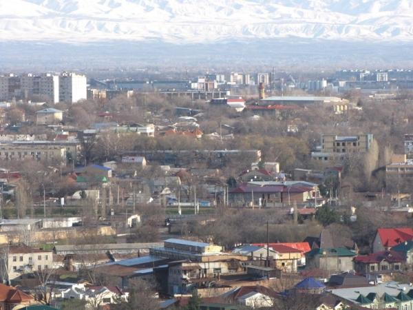 Как меняется климат в Ташкенте?