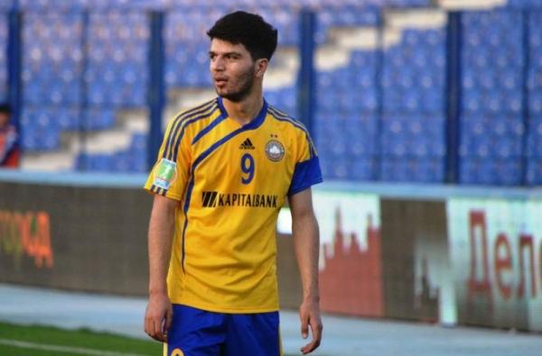 Футболист национальной сборной Джалолиддин Машарипов дисквалифицирован и оштрафован на 5 тысяч долларов