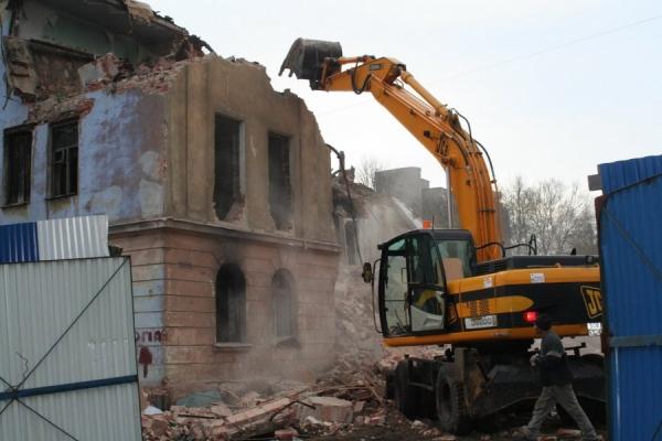 Компенсацию за снос домов будут получать только собственники жилья
