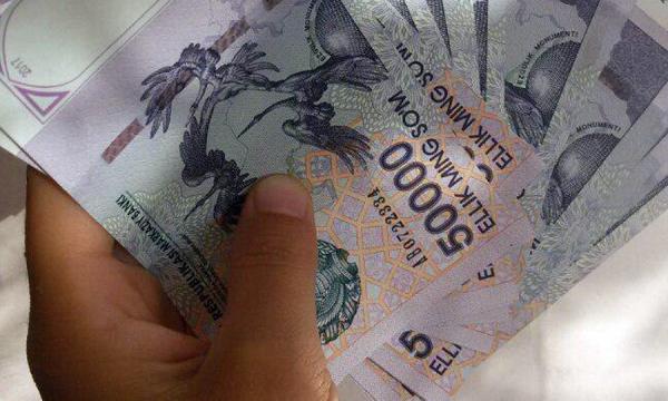 С 1 ноября повышаются минимальные размеры зарплаты, пенсий, стипендий и пособий