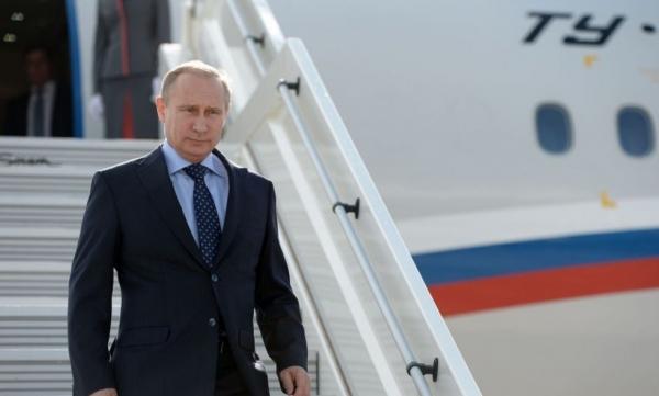 Владимир Путин прибудет в Ташкент 18 октября и примет участие в запуске строительства АЭС