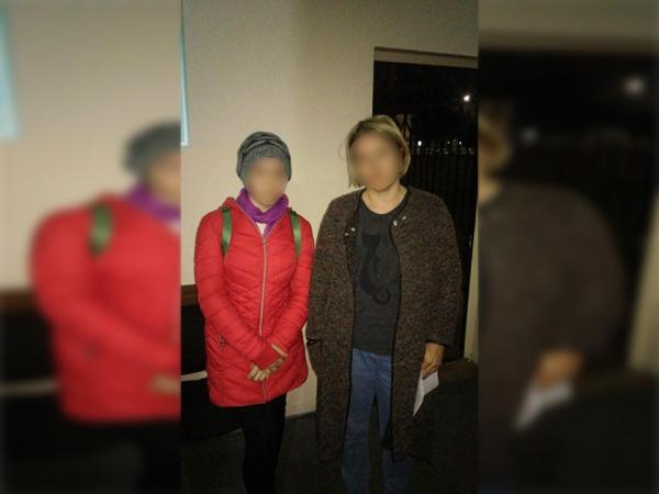 Пропавшую 14-летнюю девочку с Чиланзара обнаружили через восемь часов поисков