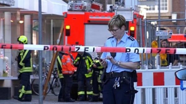 После захвата заложника на вокзале в Кёльне следствие идет полным ходом