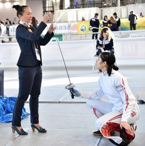 Аида Хасанова. Казанова  узбекского спорта