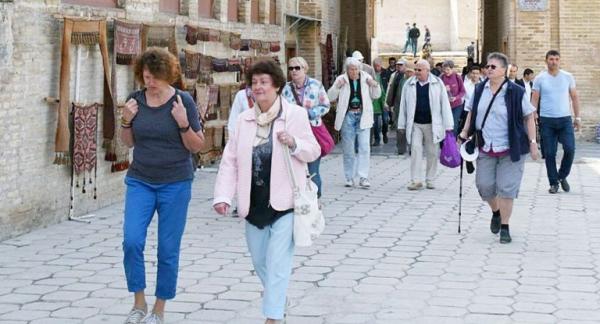 Россиялик туристлар Янги йил байрамида ёппасига Ўзбекистонга отланган