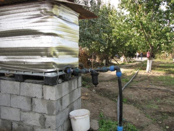 Примеры из Ферганской долины по управлению водными ресурсами