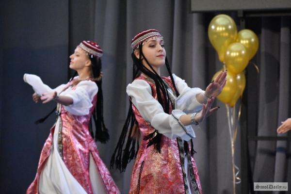 В Смоленске отметили День культуры Узбекистана