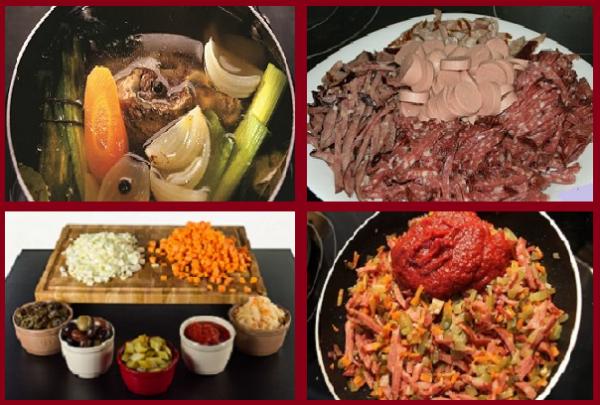 Со вкусом древним Россиянка,  как культ горячих блюд – «Солянка!