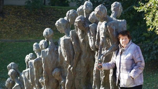 Что в Минске напоминает о еврейском гетто, истребленном гитлеровцами