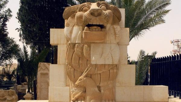 «Цивилизация победила терроризм»: Национальный музей Дамаска впервые с начала войны открылся для посетителей