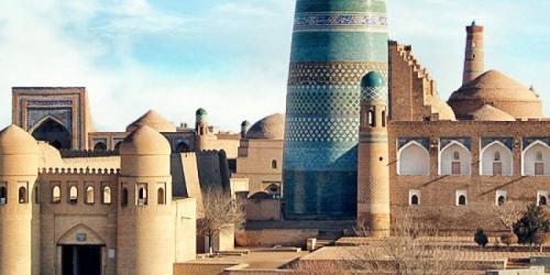 Жемчужина Востока, или Путешествие в Узбекистан