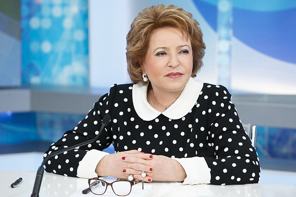Спикер Совета Федерации РФ Валентина Матвиенко планирует посетить Узбекистан
