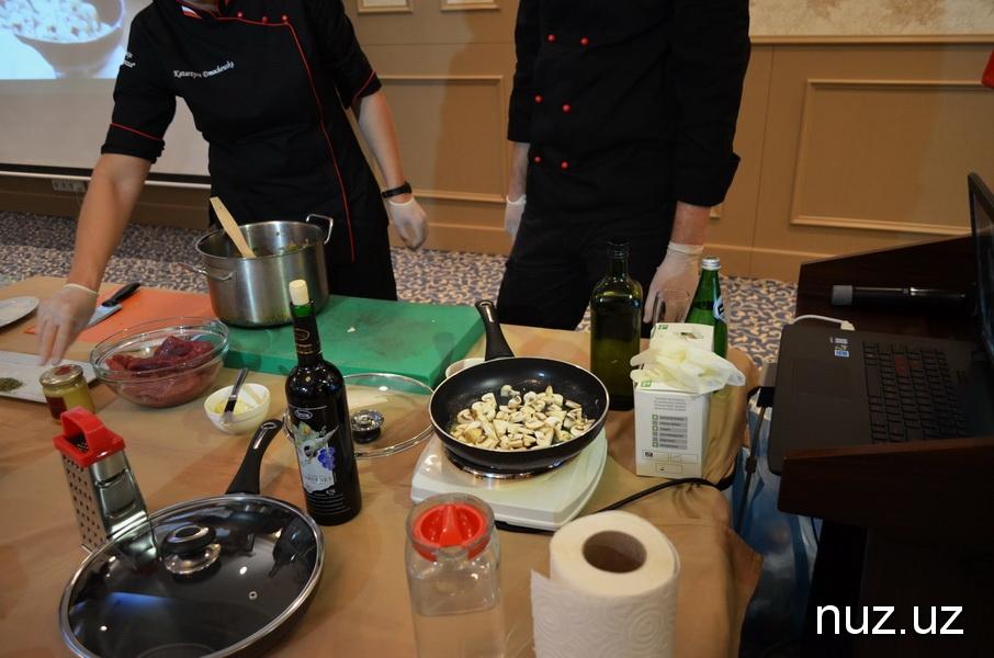 Кулинарное шоу по-польски