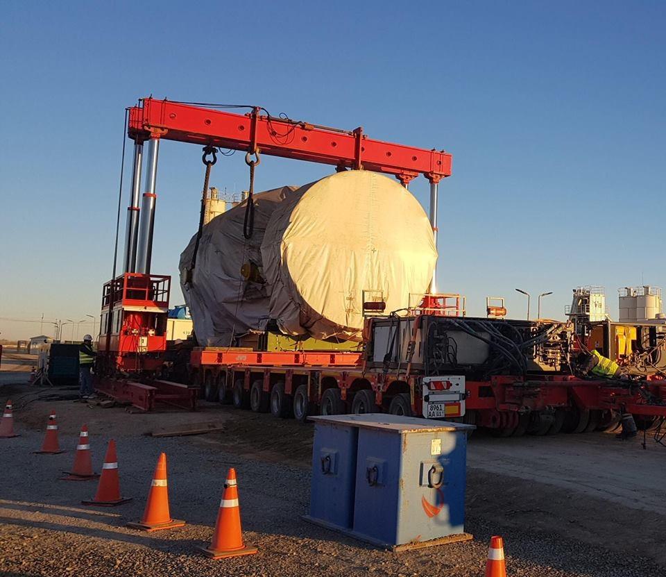 Тахиаташскую ТЭС обновляют новыми турбинами